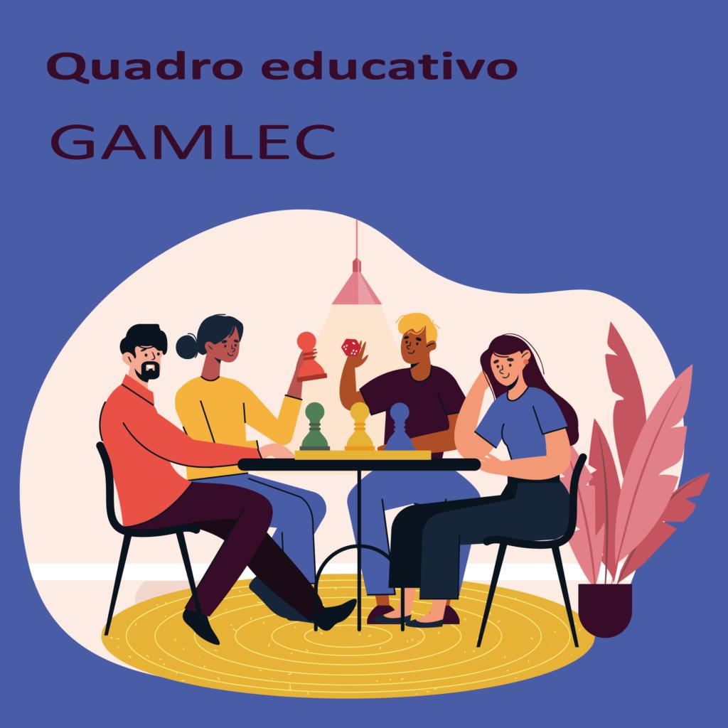 GAMLEC Quadro educativo
