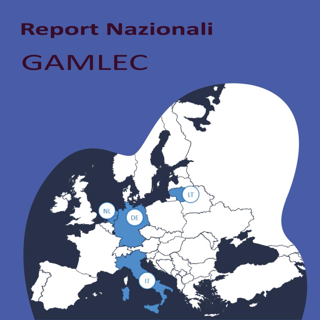 GAMLEC Report Nazionali