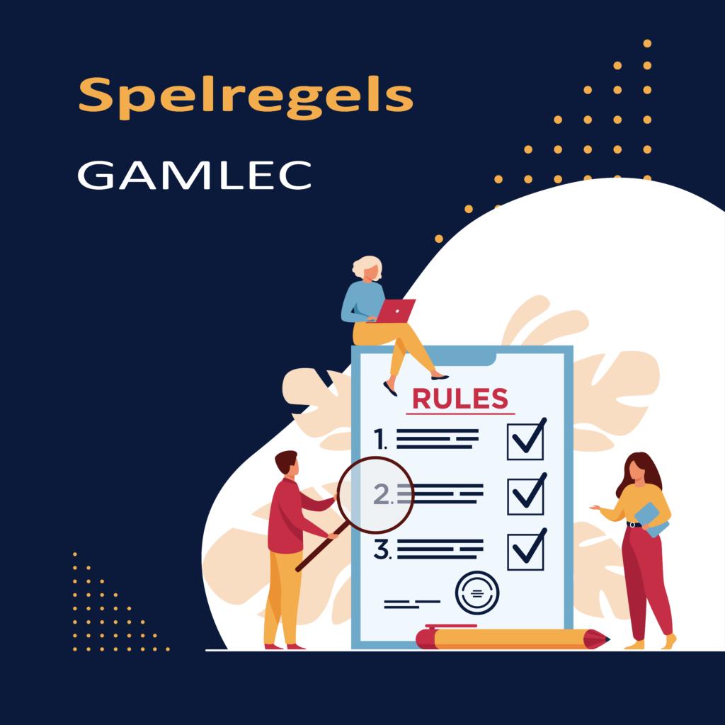 GAMLEC Spelregels