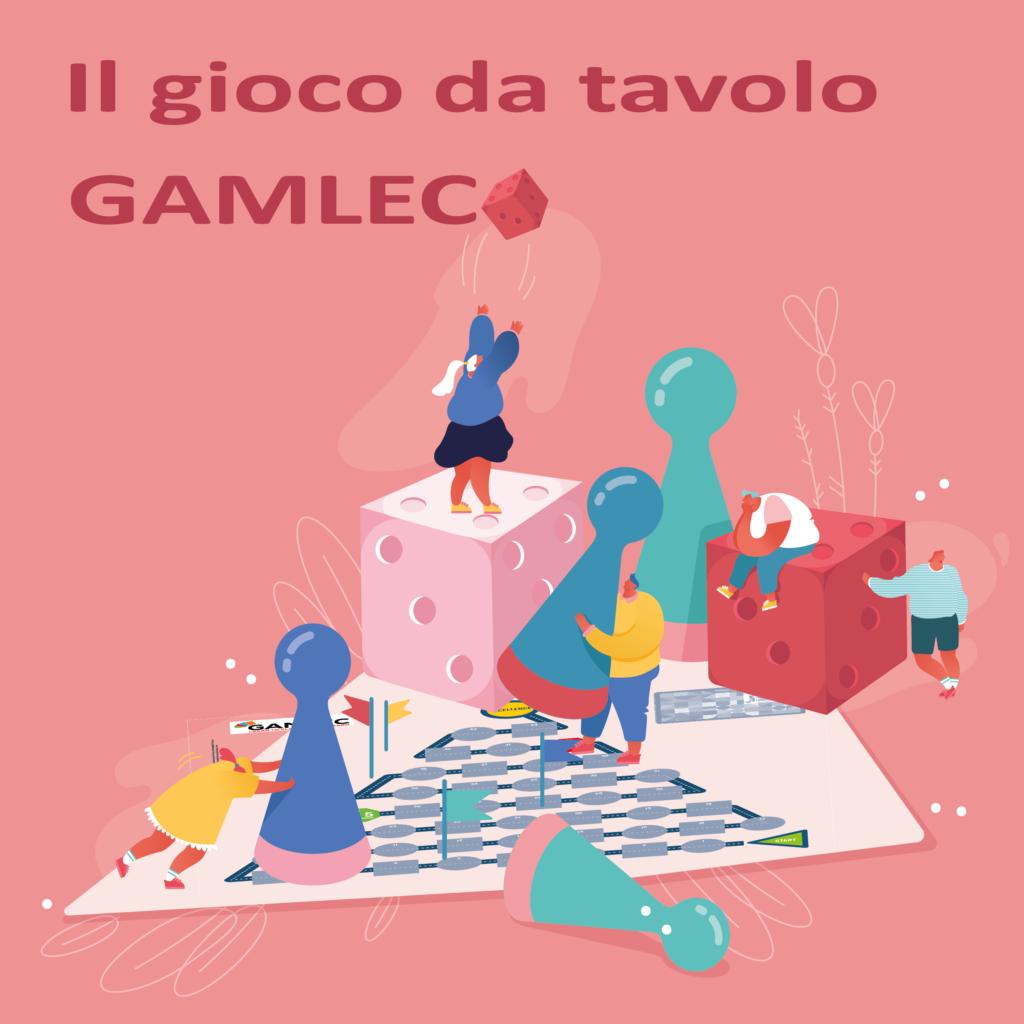 Il gioco da tavolo GAMLEC
