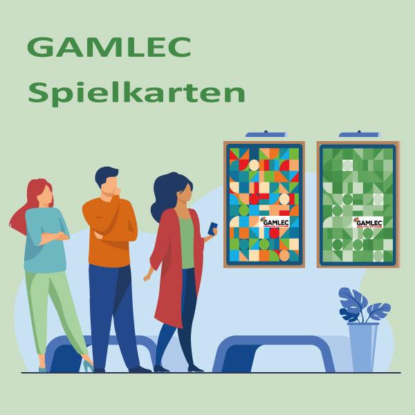 GAMLEC Spielkarten