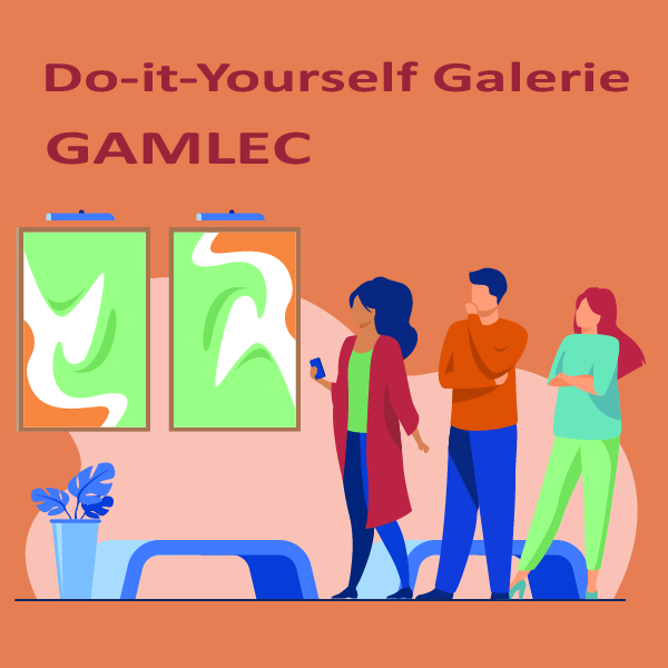 GAMLEC Do-it-Yourself Galerie